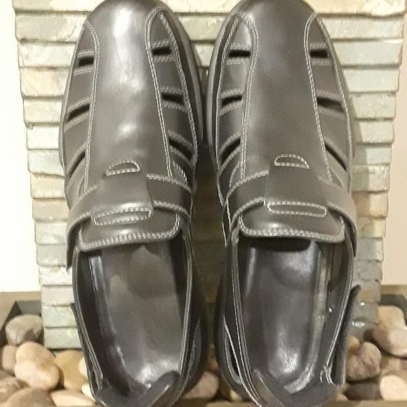 Ecco Other - Mens - ECCO sandals sz 10 - 10.5 M - Blk